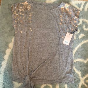 New Juicy Couture top.